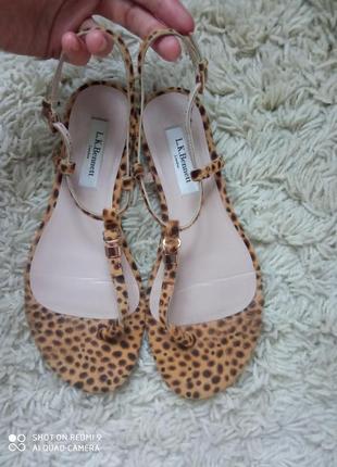 Очень красивые босоножки сандали l.k.bennett3 фото