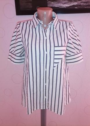 Рубашечка от zara. 100%коттон ❤️