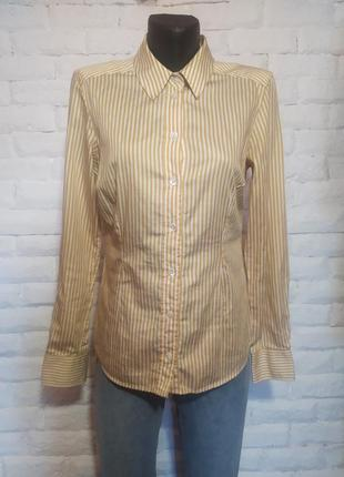 Рубашка в полоску от бренда ted baker