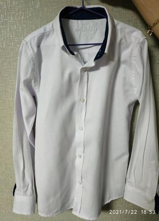 Рубашка брендовая 134р