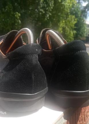 Обалденные кожаные туфли think! 45-466 фото