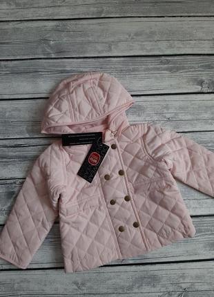 Стьобана демісезонна куртка cool club 86 p