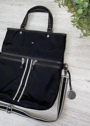Tommy hilfiger сумка крос боди2 фото