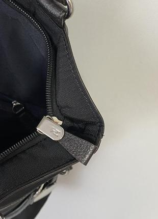 Tommy hilfiger сумка крос боди7 фото