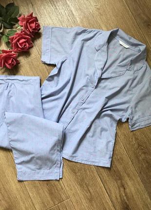 Пижама, пижамный костюм, одежда для сна, одежда для дома