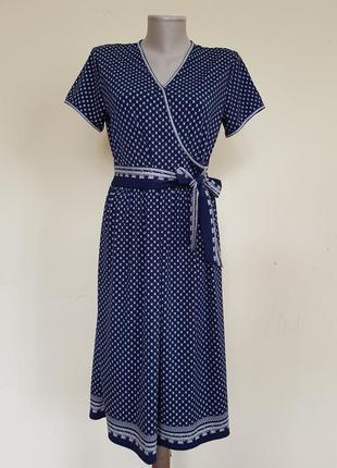 Красивое базовое трикотажное платье от max mara
