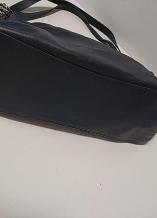 Кожаная сумка. франция5 фото