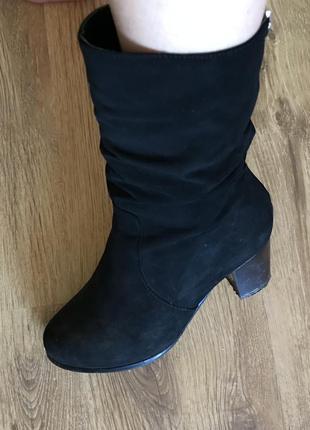 Осінні черевики3 фото
