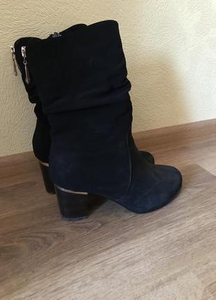 Осінні черевики2 фото