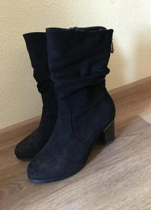 Осінні черевики1 фото