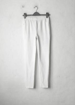 Хлопковые брюки леггинсы