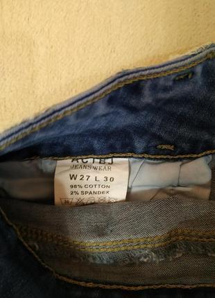 Короткие джинсовые шорты3 фото