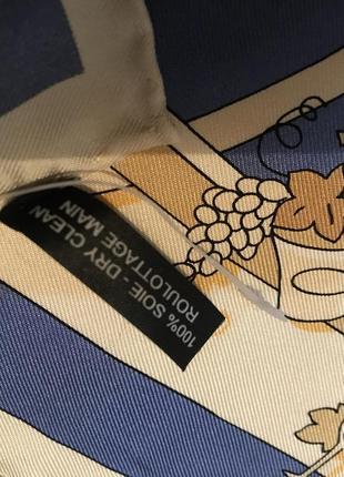 Шелковый платок creation projectif3 фото