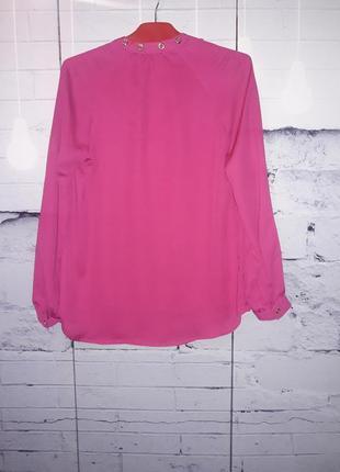Яркая блуза6 фото