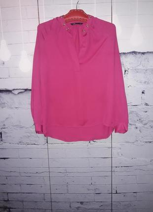 Яркая блуза1 фото