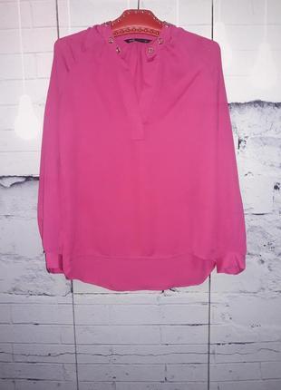 Яркая блуза2 фото