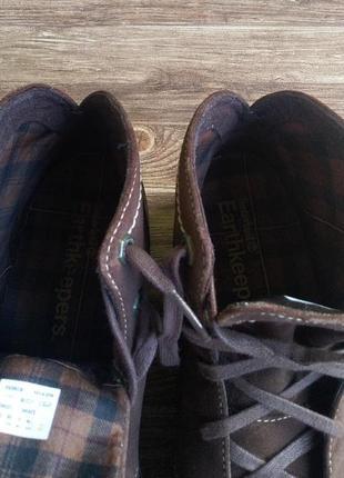 Ботинки timberland earthkeepers atrus chukka. размер 38.8 фото