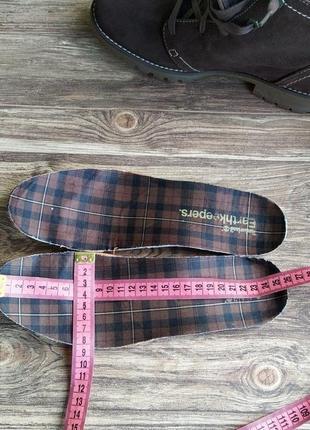 Ботинки timberland earthkeepers atrus chukka. размер 38.9 фото