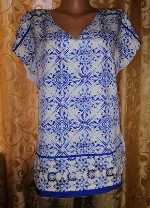 🌸🌸🌸красивая женская блузка, футболка peacocks🌸🌸🌸