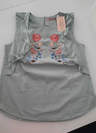 Блузка штапель