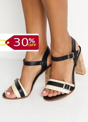 Розпродаж!!!! ефектні босоніжки бренду ideal shoes. останні розміри! знижка -30%