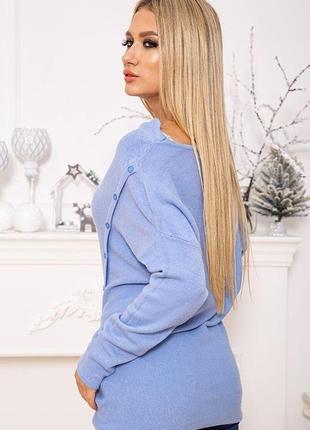 Женский свитер (разные цвета на выбор)2 фото