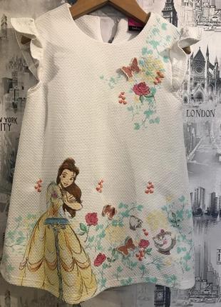Нарядное платье george disney next