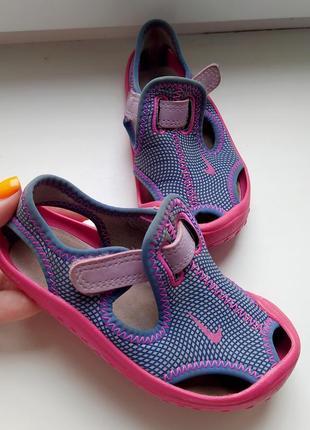 Босоножки сандалии босоніжки сандалі найк