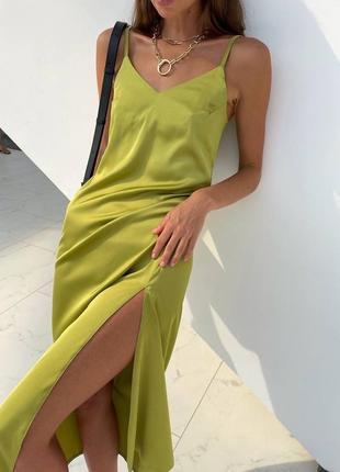 Платье комбинация , комбинация