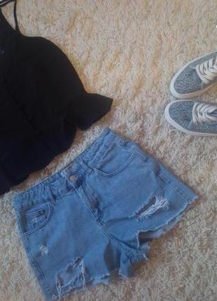 Крутые джинсовые шорты распродажа!!!!