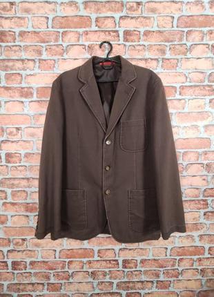 Джинсовый пиджак gant