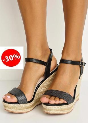 Розпродаж!!! акція -30%. босоніжки бренду tom&eva. останні розміри