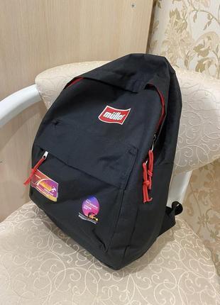 Чёрный рюкзак müller