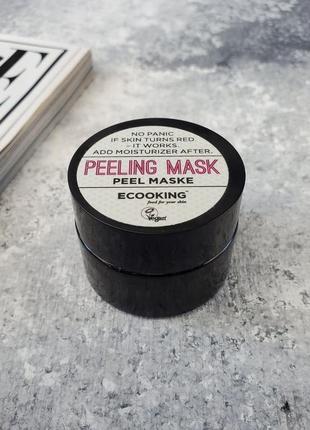 Пилинг-маска ecooking peeling mask