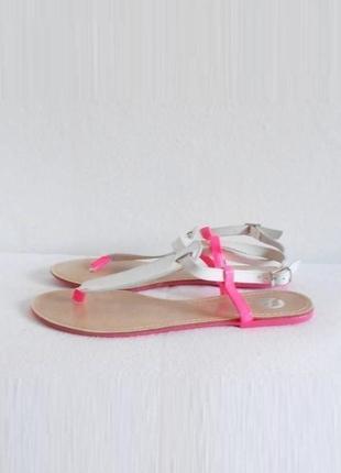 Летние босоножки сандалии на плоской подошве bata 🌿