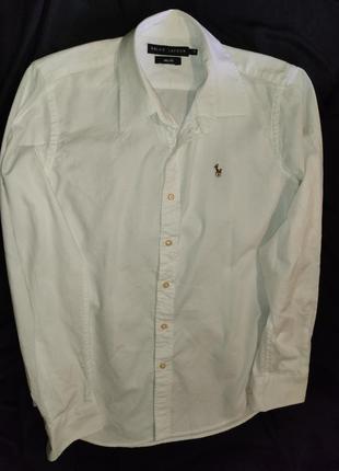Ralph lauren рубашка размер м,l