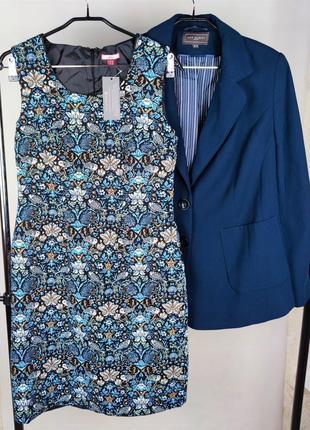 Красивое качественное платье дорогого бренда joe browns этикетка