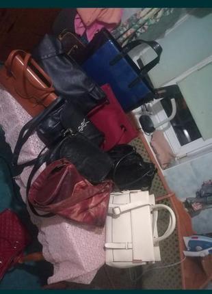 Распродажа сумок на любой вкус и цвет