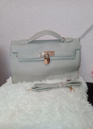 Женская сумочка, сумка, клатч, чемодан