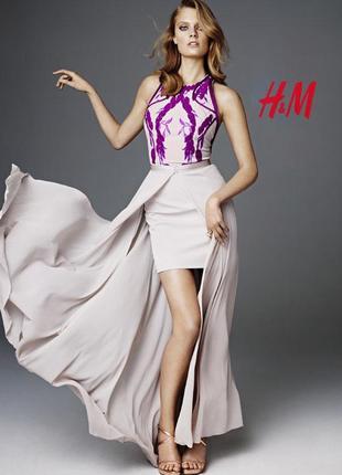 Платье h&m conscious exclusive новoe с бирками