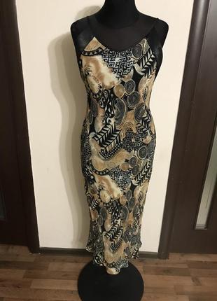 Платье на бретелях h&m