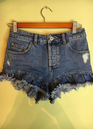 🌞1+1=3 на весь товар🌺 шорты джинсовые