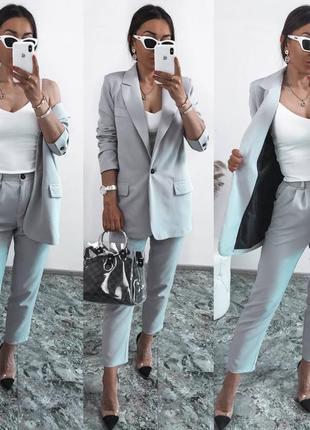Костюм пиджак и брюки2 фото