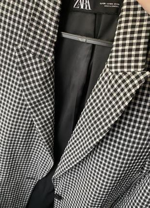 Стилтный пиджак от zara