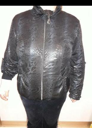 Осенняя весенняя куртка курточка плащ ветровка