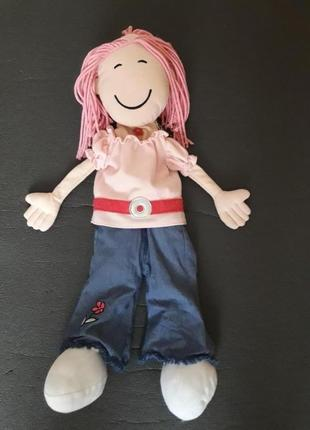 Сумка кукла для девочки