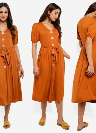 Платье на пуговицах dorothy perkins