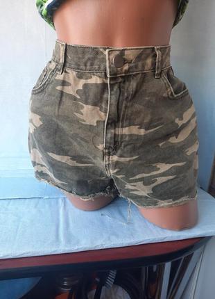 Шорты женские джинсовые,  шортики