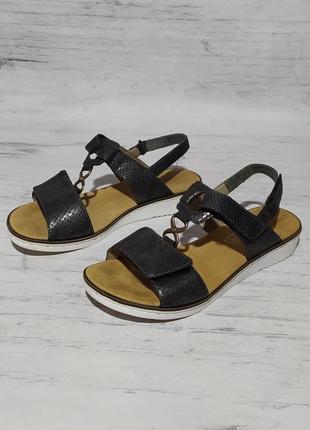 Rieker original босоножки сандалии босоніжки сандалі