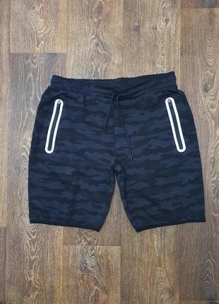 Мужские спортивные камуфляжные шорты new yorker athletics